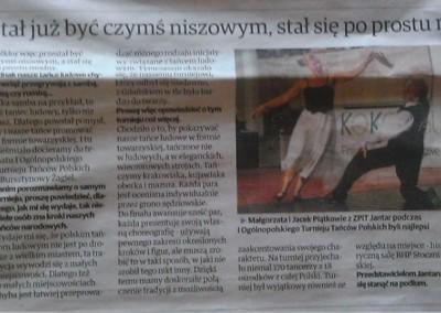 Dziennik Bałtycki, 24.09.2014r.